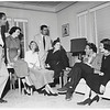 Society...Home: Mrs. Jacoba Buchenau, 9900 Sunset Boulevard, Beverly Hills, 1951.