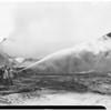 Oil Tank Fire, 1951