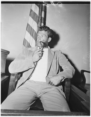Bice inquest, 1951