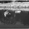Crystal Lake fishing, 1950