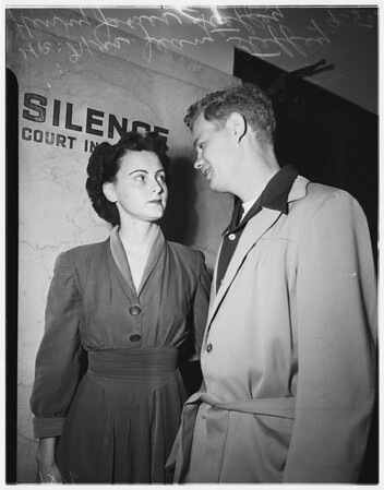 Violation probation, 1951