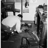 Stickup...Emerald Cove Bowling Alley, 12229 Ventura Boulevard, Studio City, 1951