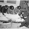 Attempt suicide and explosion,...319 1/2 South Catalina Avenue, 1951