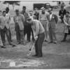 Fourth annual Montebello golf tourney, 1948