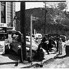 Deputy Sheriff in Auto Crash (First Street and Olive Street), 1951