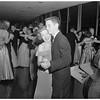 Alpha Omicron Pi Dance...Society, 1950