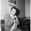 Lewd phone calls, 1951