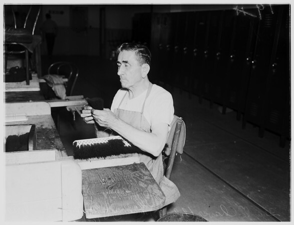 Blind Workshop, 1951