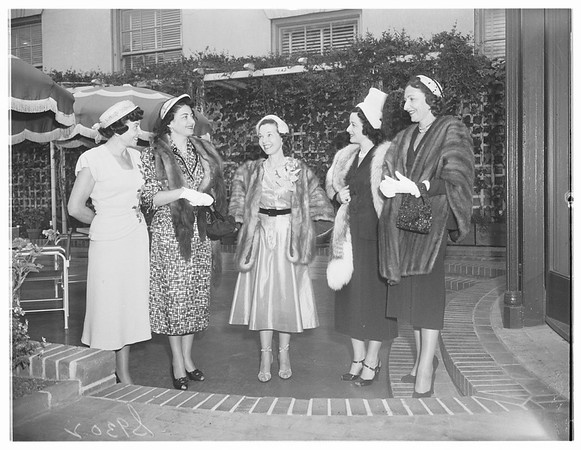 Children's Aid Guild, 1951