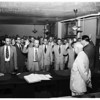 District Attorney Investigators sworn in, 1951