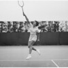 Beverly Wilshire Hotel tennis, 1949