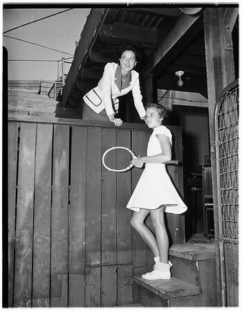 Bill Robertson, 1951