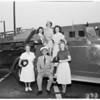 Civic Week, Glendale Public Service Department Rescue, 1951