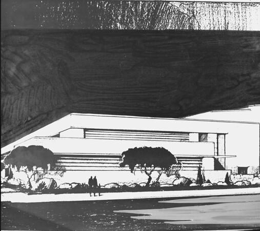 Los Angeles Exposition Building, East Los Angeles, 1947