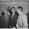 San Bernardino murder suspect at Los Angeles Sheriff Office, 1951