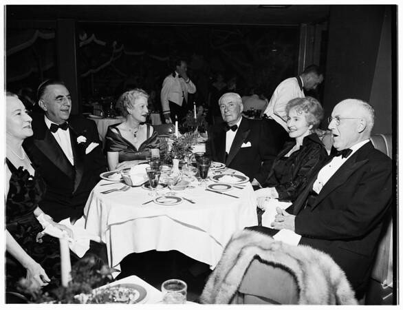 Beverly Hills Club, 1951