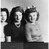 Lost plane passengers, 1951.