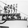 """Skipperettes"" for Fishermen's Fiesta (San Pedro), 1951"