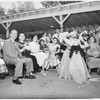 Syrian-Lebanon American Society's Fiesta (Croatian Center), 1951