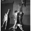 United States Naval Base, boxing, bowling, basketball, 1948