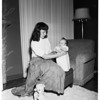 Navy man's baby, 1951