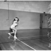 Burbank badminton tourney, 1948