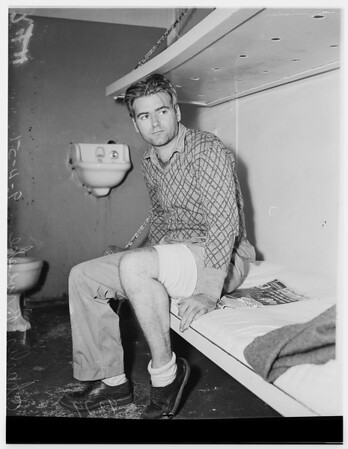 Phantom killer (Maywood police station), 1951