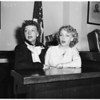 Double divorce case, 1951