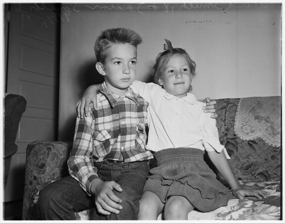 Custody, 1951