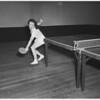 Table Tennis, 1949