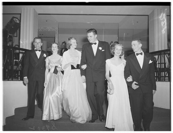 Tri Delta Party, 1951