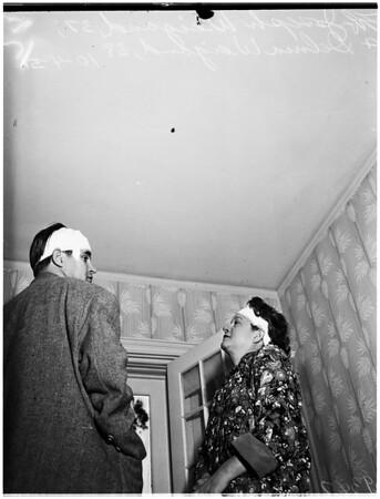 Pistol whipping, 1951