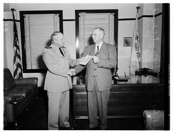 Gallatin Award (Harbor), 1951