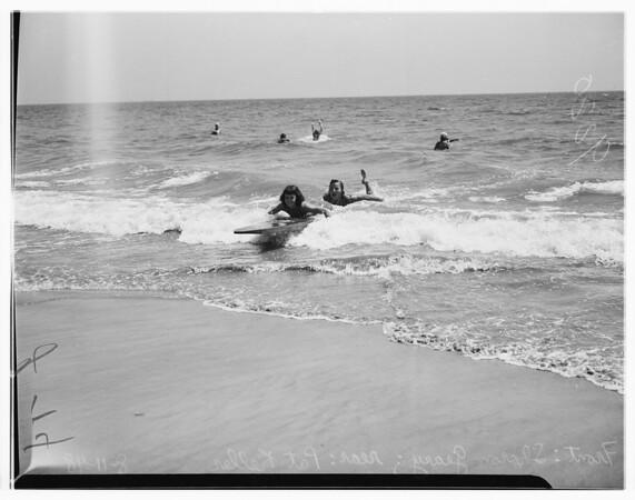 Pacific Coast Club, 1948