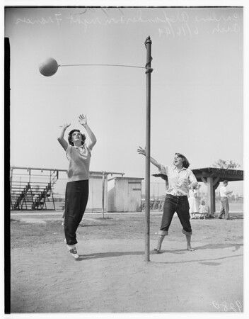 Playground Rancho, 1949