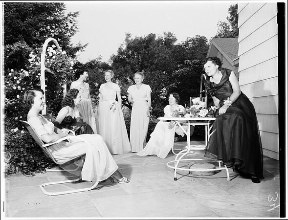 Oakmont League Society, 1951