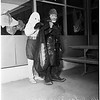 White Point School's Halloween dress up celebration, 1951