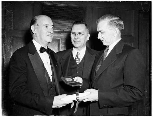 Guggenheim Award..., 1951