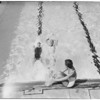 Los Angeles Athletic Club swimmers at Olympic Pool, 1948