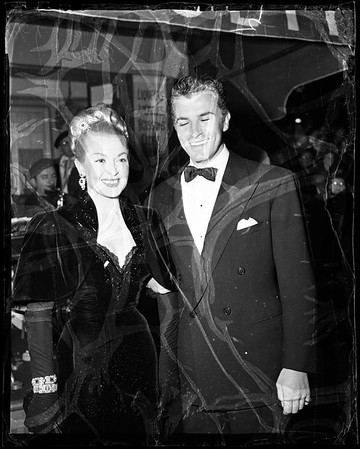 """Invitational Premiere of """"An American in Paris""""...Egyptian Theatre, 1951"""