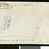 Partial envelope from Segall to Brantz, 1933
