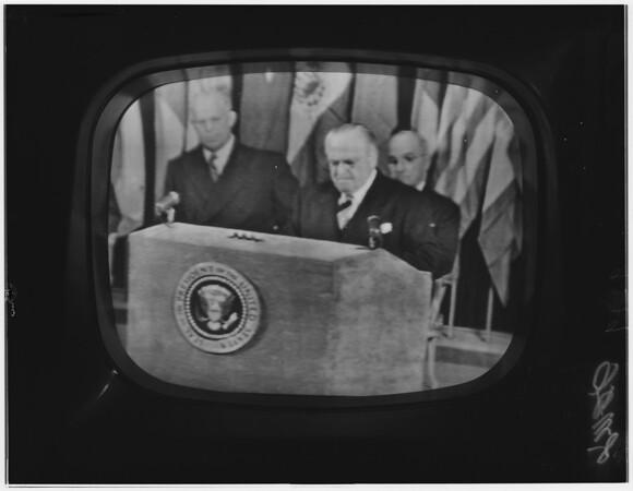Japanese peace treaty talks (San Francisco), 1951