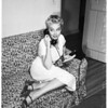 Lili St. Cyr arrested, 1951