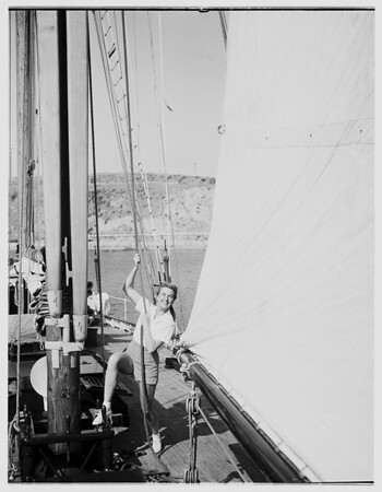 Ensenada yacht race, 1949