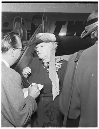 Sister Kenny, 1951