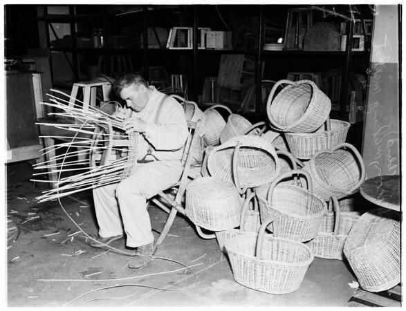 Blind Workshop, 1951