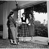Junior League of Pasadena provisional pictures, 1951