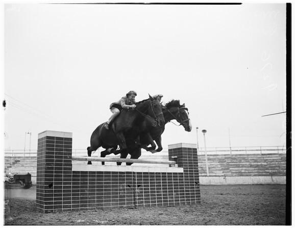 National Horseshow, 1949