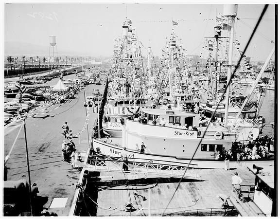 Fisherman's Fiesta, San Pedro, 1951