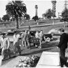 Dollar Bill funeral (Inglewood), 1951
